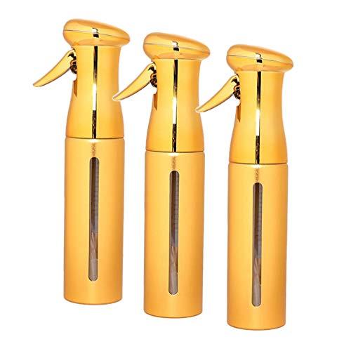 Generic 3x 250 Ml Bouteilles de Cheveux Salon de Coiffure Rechargeable Eau Vaporisateur Vide Pulvérisateur Bouteille Barbier Coiffure Outil