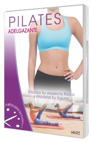 Pilates adelgazante [DVD]