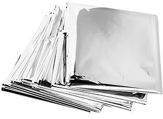 عروض بطانيات الكنغر الحرارية للطوارئ (عبوة من 10)