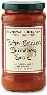 Stonewall Kitchen Butter Chicken Simmering Sauce, 18.5 oz
