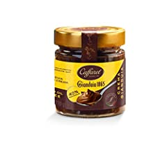 New 210gr. jar Product of Italy 40% hazelnuts from Piemonte