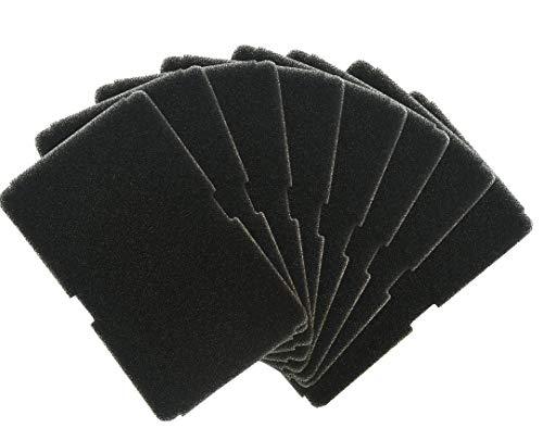 Comedes Ersatz Filter passend für Trockner Wärmepumpentrockner   Einsetzbar statt Original Filter 2964840100   Für Geräte von Beko, Blomberg, Grundig, ElektraBregenz (8er-Set)