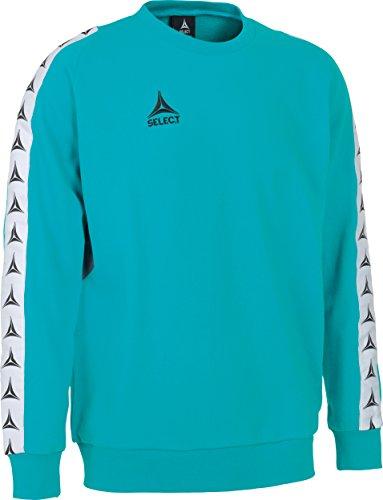Select Sweatshirt Ultimate Unisex, XXXL, türkis, 6287099777