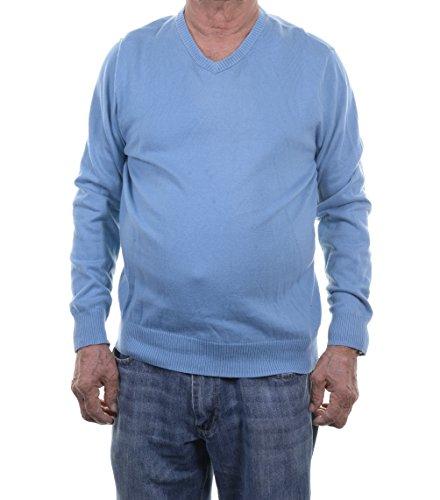 Tasso Elba Mens Supima Cotton Full-Zip Knit Jacket, Navy Blue, XL