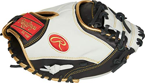 Rawlings Encore Youth Catcher's Mitt, 1-Piece Solid Web, 32 inch, Right Hand Throw