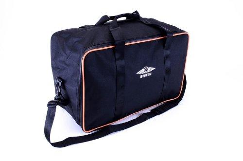 Bestem LGHD-Glide-TPL Black Tour-Pak Trunk Liner for Harley Davidson Electra/Ultra Glide