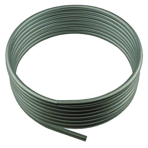 OE Zinc Automotive Steel Brake Fuel Transmission Line Tubing 3/8