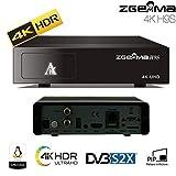 Zgemma Zedo H9S Wifi Enigma 2 IPTV Ultra HD 4K FTA UHD Stalker