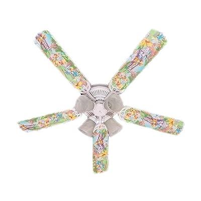 """Ceiling Fan Designers Ceiling Fan, Winnie Pooh Piglet Eeyore Tigger, 52"""" from Ceiling Fan Designers"""