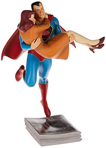 Fleischer Superman Rescue Lois Lane Statue
