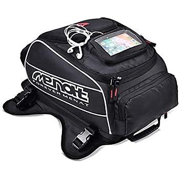 Magnet Tankrucksack TR6 f/ür Kawasaki Ninja 650//400 300