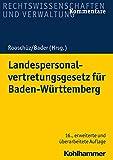 Landespersonalvertretungsgesetz für Baden-Württemberg - Brigitte Gerstner-Heck