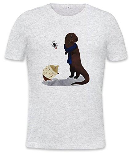 Animalock Mens T-shirt Small