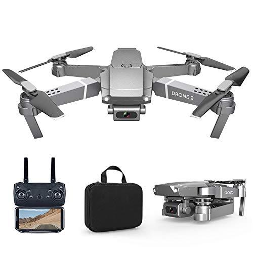 KceEo E68 Drone Hd grandangolo 4 K Wifi 1080p Fpv Drone con registrazione video dal vivo, altezza quadricottero per mantenere la telecamera Cameravs del drone E58, 720P