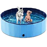 Large Dog Pool Pet Portable Inflatable Swimming Pool Big Dog Bathing Cat and Dog Paddling Pool