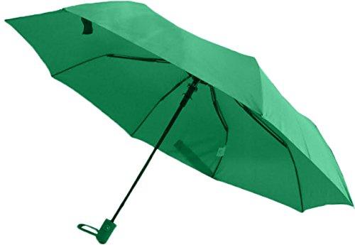 V19.69 Italia Versace 1969 Deluxe Faltbarer Regenschirm mit Tragetasche