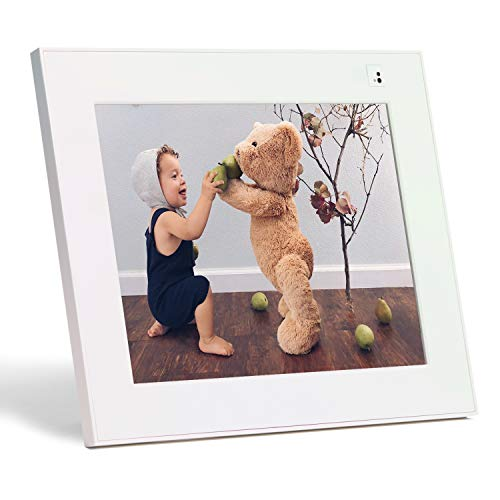 "Aura Digital Photo Frame, 10"" HD Display, 2048 x 1536 Resolution with Free..."