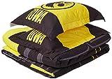 Iowa Hawkeyes Full Comforter and Sham Set, Full/Queen