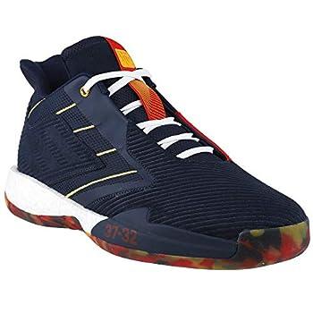 adidas Originals Mens Tmac Millennium 2 Basketball Sneakers Shoes Casual - Blue - Size 10 D