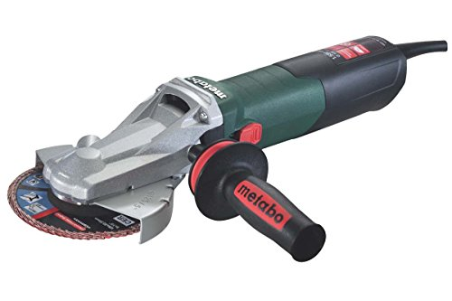 Metabo 613082000 WEF 15-125 Quick Flachkopf-WS, Farbe, Size