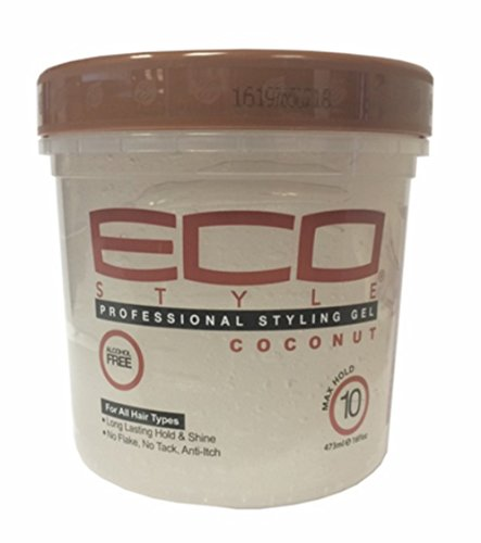 Price comparison product image ECO Styler Professional Styling Gel 16oz (coconut oil)