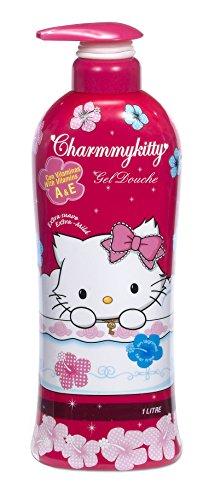 Hello Kitty Charmmy Bade und Duschgel, 1er Pack (1 x 100 g)
