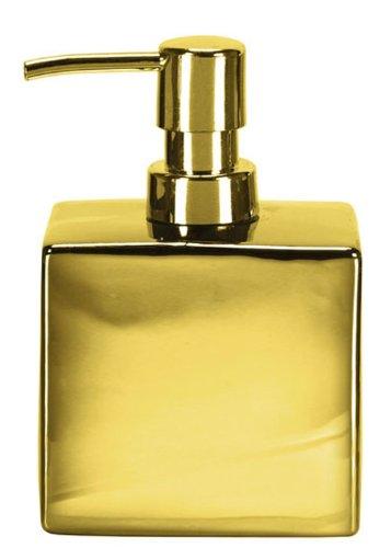 Kleine Wolke 5065125854 Glamour Seifenspender, Gold