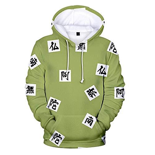 ZZBO Herren Hoodie Mode Druck Kapuzenpullover Langarm Pullover Plus Samt Hoody Sweatshirt Kapuzenshirt mit Kängurutasche Casual Einfacher Stil XXS-XXXXL(Dunkelblau, Weiß, Grün, Schwarz)