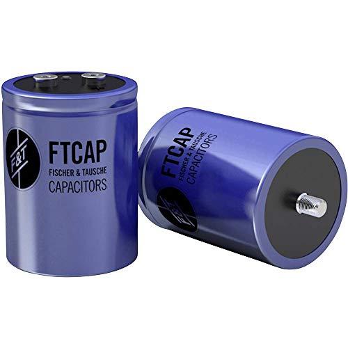 FTCAP GHB47206335080 Elektrolyt-Kondensator Schraubanschluss 4700 µF 63 V (Ø x H) 35 mm x 80 mm 1 St.