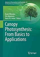 Canopy Photosynthesis: From Basics to Applications (Advances in Photosynthesis and Respiration (42))
