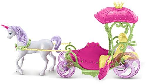 Princesse Barbie et sa Calèche Licorne Dreamtopia - 8