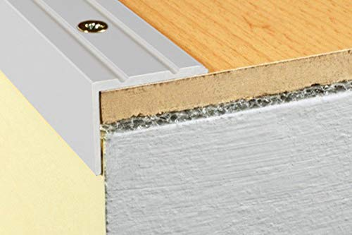 1 Stück | Winkelprofil | Alu | rostfrei | Effector | 1200x25x20mm | A36 | silber