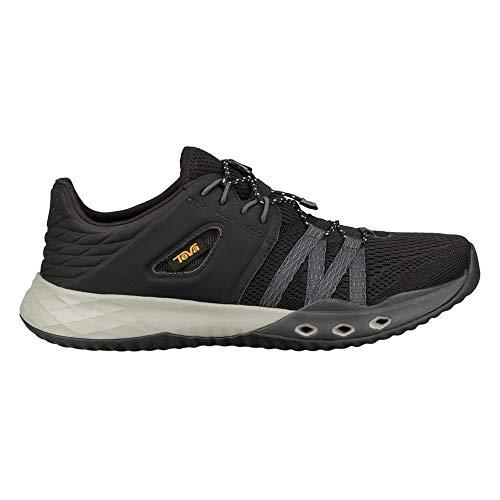 Teva New Men's Terra-Float Churn Waterproof Sneaker Black/Dark Shadow 11.5
