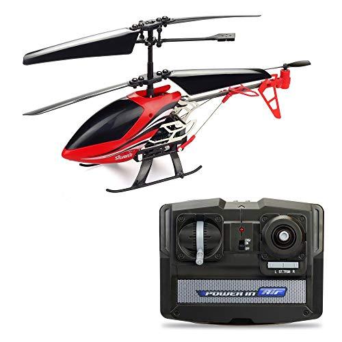 Elicottero di Telecomando Gyro Silverlit Sky Griffin 3 canali I / R con la Luce del LED