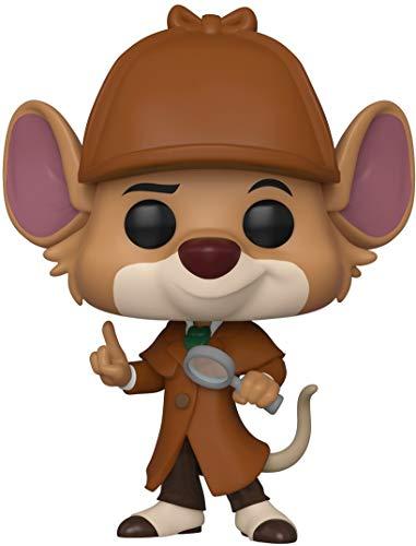 Basil, el Ratón Superdete