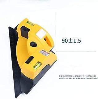 MountLaser Laser level 90 degree right angle Landmark line floor tile infrared level ruler
