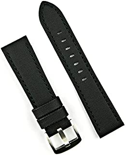 B & R Bands Waterproof Sport Dive Watch Band Strap - Choice Of Colors - 20mm 22mm 24mm