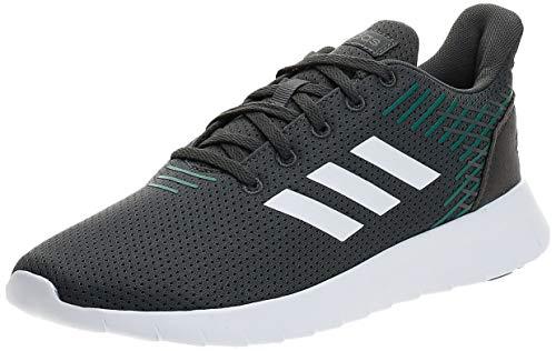 Adidas ASWEERUN, Zapatillas de Running Hombre, Multicolor (Grisei Ftwbla Veract 000), 42 EU
