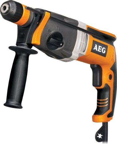AEG 4935428190 Martillo Combinado 1010W, FIXTEC, 28mm, 2,8J (EPTA) AVS, parada...
