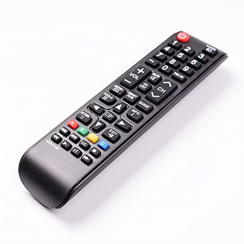 MJJCY Applica a BN59-01199F. Telecomando Universale per s.a.m.s.u.n.g TV Un. Serie, Compatibile per AA59-00666A 00816A 00813A. Utilizzo Diretto Sostituisci Il Telecomando (Color : Black)