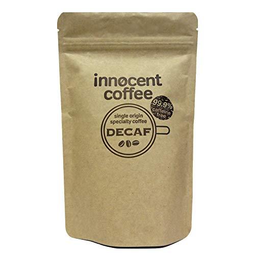 [イノセントコーヒー] 最高級 スペシャルティ コーヒー 珈琲 深煎り コロンビア デカフェ 3種セット 中深煎り ギフト カフェインレス