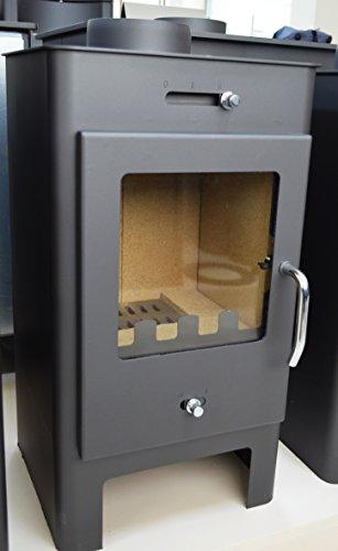 Estufa de leña 7kW chimenea quemador de leña chimenea bajo las emisiones blmschv-2