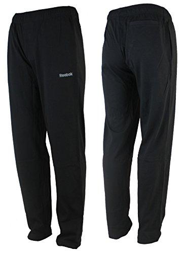 Reebok Herren Fitnesshose Elements Jersey, Größe:M