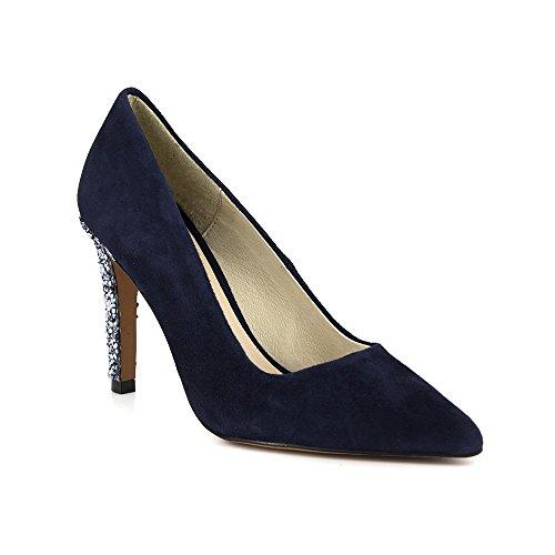 Zapato de salón J.Bradford Cuero Plata - Color - Marine, Talla Zapatos...
