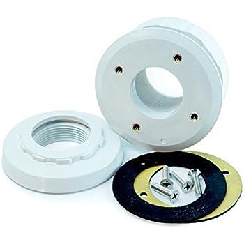 Productos QP Boquilla Aspiracion/Impulsion, Negro, 21x15x30 cm ...