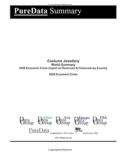 Costume Jewellery World Summary: 2020 Economic Crisis Impact on Revenues & Financials by Country