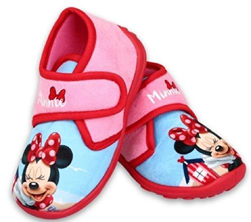Minnie Maus Hausschuhe Schuhe-Gr. 28