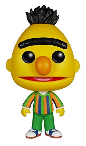 "Funko 4907 Sesame Street 4907 ""POP Vinyl Bert Figure"