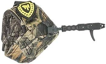 Tru-Fire Trufire Smoke Max Archery Bow Release Aid with Foldback Option Smoke Max Release Camo One Size