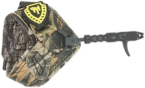 Tru-Fire Trufire Smoke Max Archery Bow Release Aid with Foldback Option, Smoke Max Release, Camo, One Size